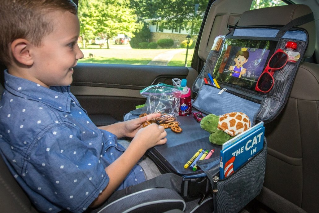 Travel Tray for kids in car seats