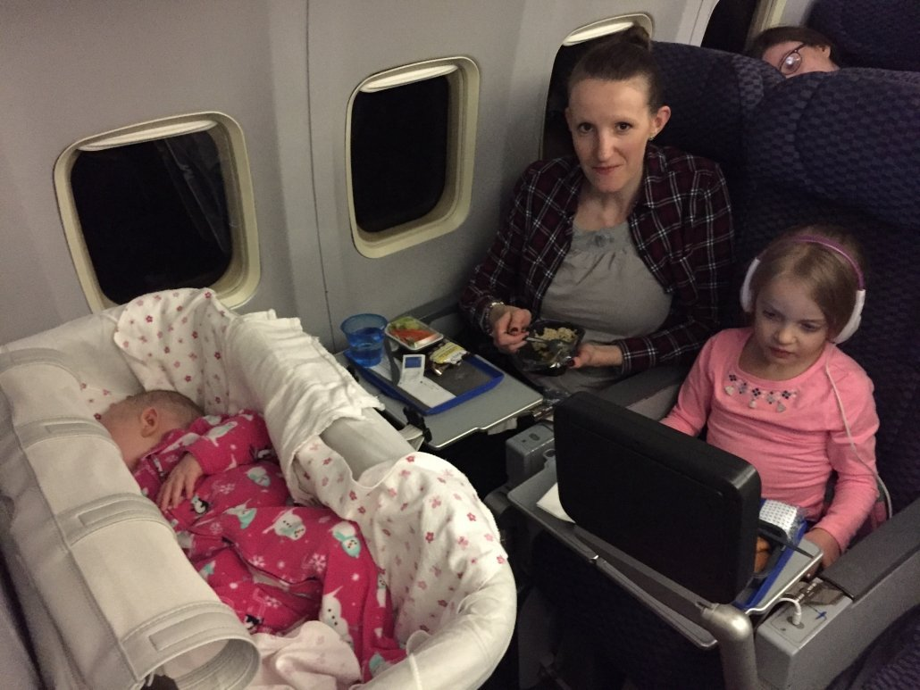 How to Travel with a Baby on a plane