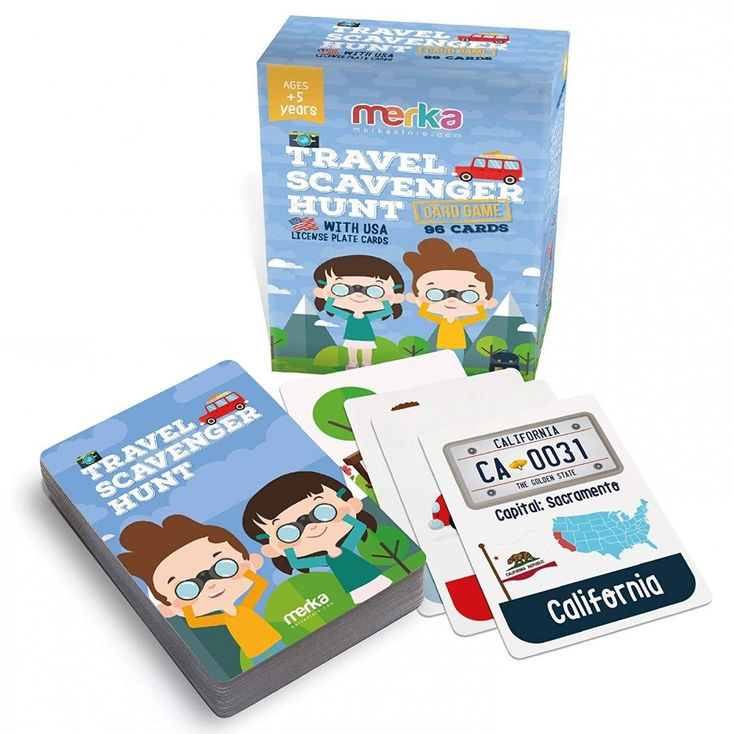 Family Card Game perfect for travel