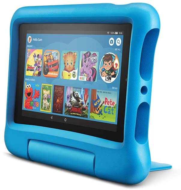 Travel Toys for Toddlers Fire 7 Kids Edition Tablet