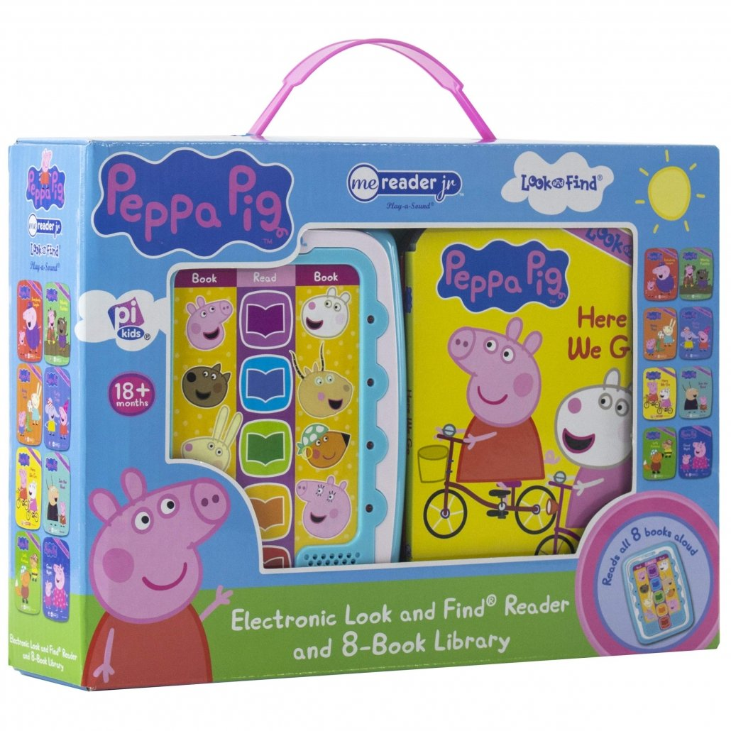 Travel Toys for Toddlers E-reader