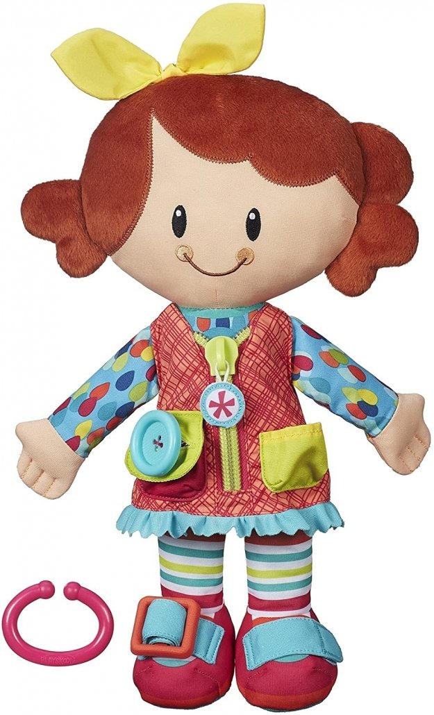 Travel Toys for Toddlers Doll