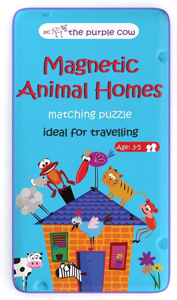 Toddler Travel Toy Matching Game