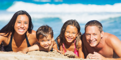 Family Beach Vacation – Ultimate Guide & Packing Lists