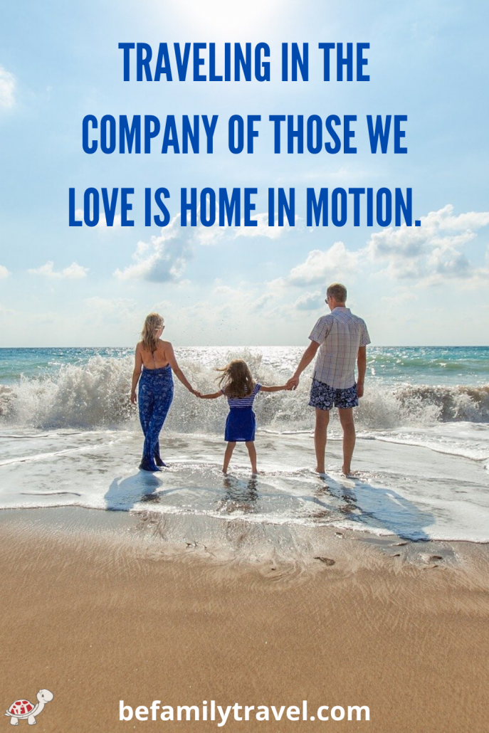 Inspirational Family Travel Quotes