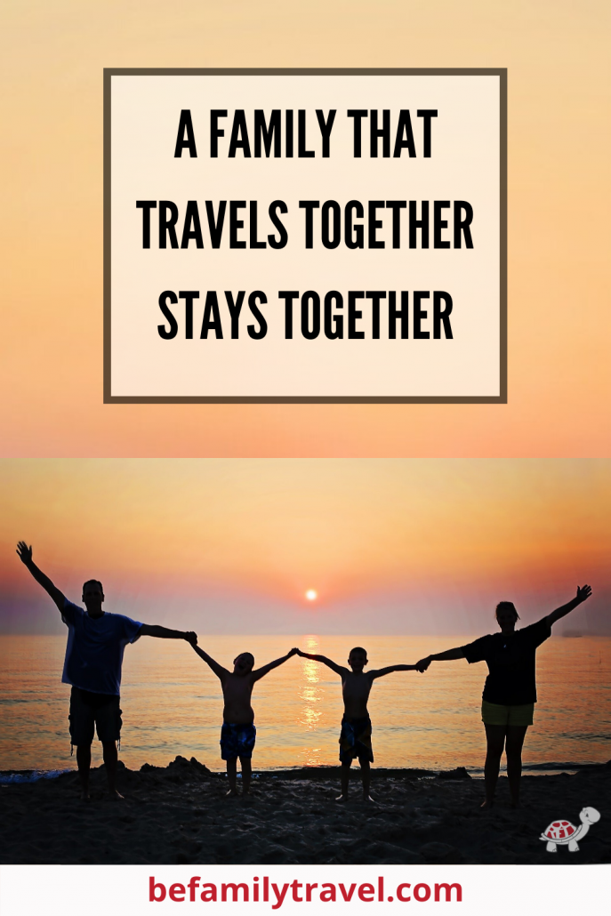 Family Travel Quotes 5