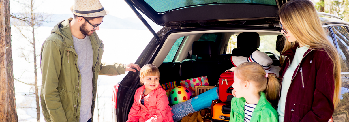 Road Trip Checklist Family