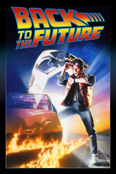 Back to the Future - Family Travel Movie