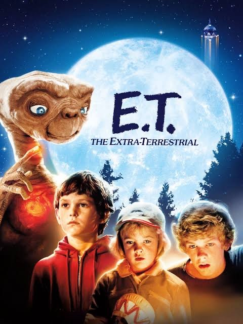 E.T. Family Travel Movie