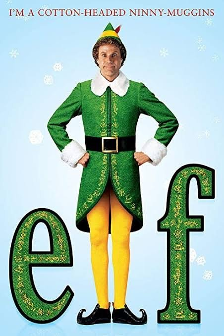 Elf - Best Family Road Trip Movie for Holiday Travel