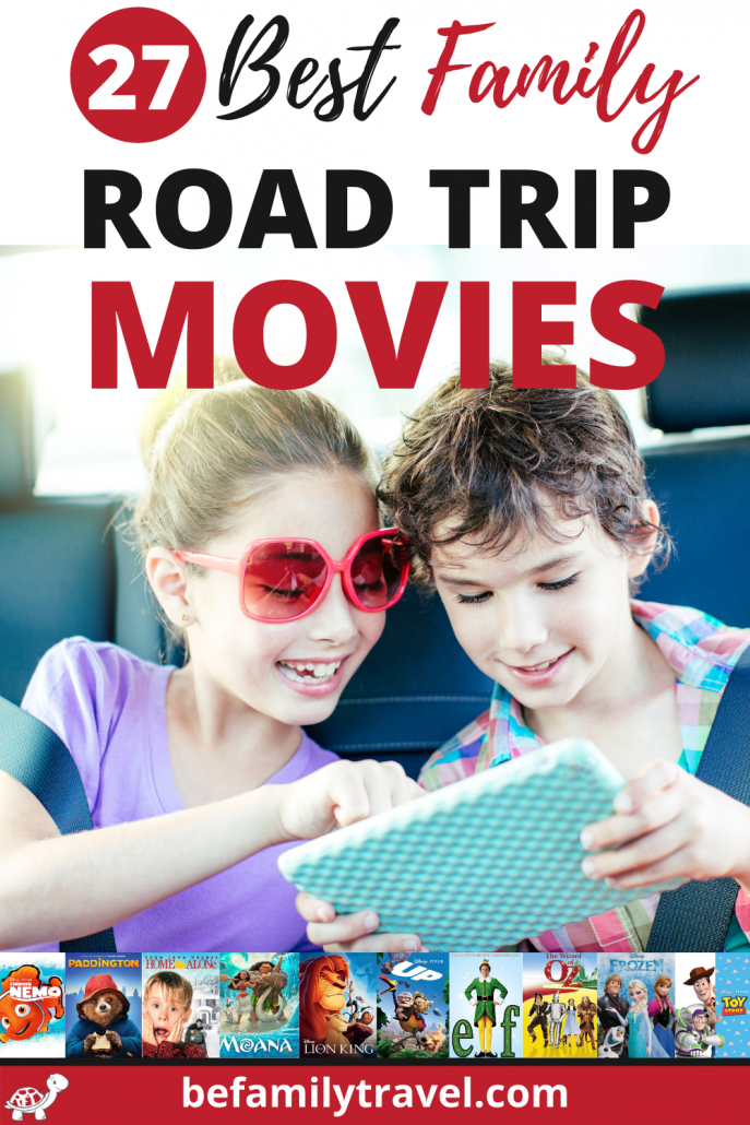 Best Family Road Trip Movies for Kids