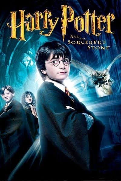 Harry Potter and the Sorcerer's Stone - Family Travel Movie