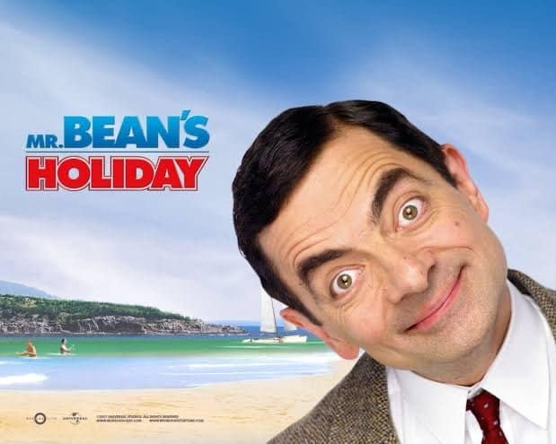 Mr Bean's Holiday - Family Travel Movies