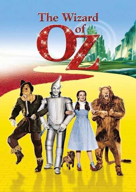 The Wizard of Oz - Family Movie for Road Trip