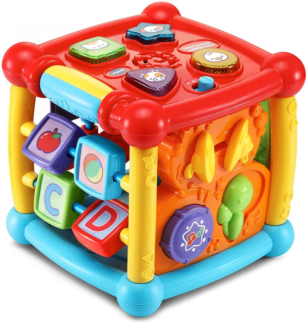 Baby Travel Toys VTech Cube