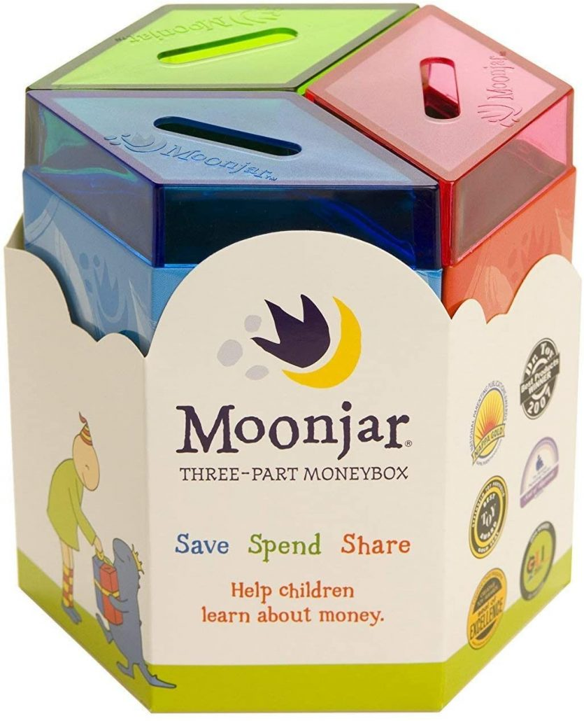 Moonjar is non toy gift for kid