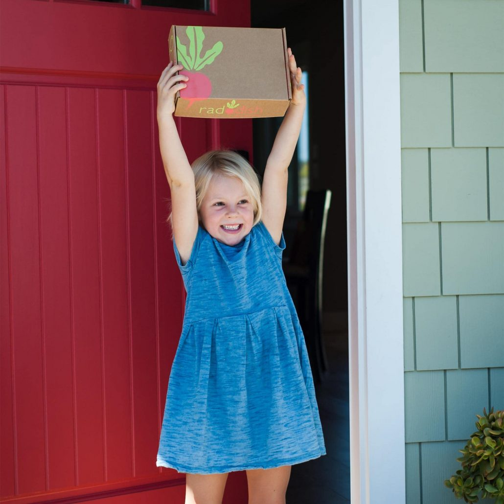 Non-Toy Gift - Monthly Subscription Box for Kids