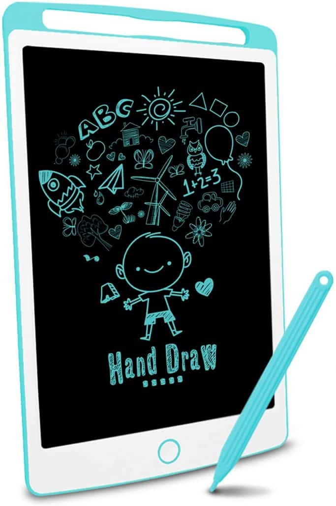 LCD Writing Tablet for Travel with Kids