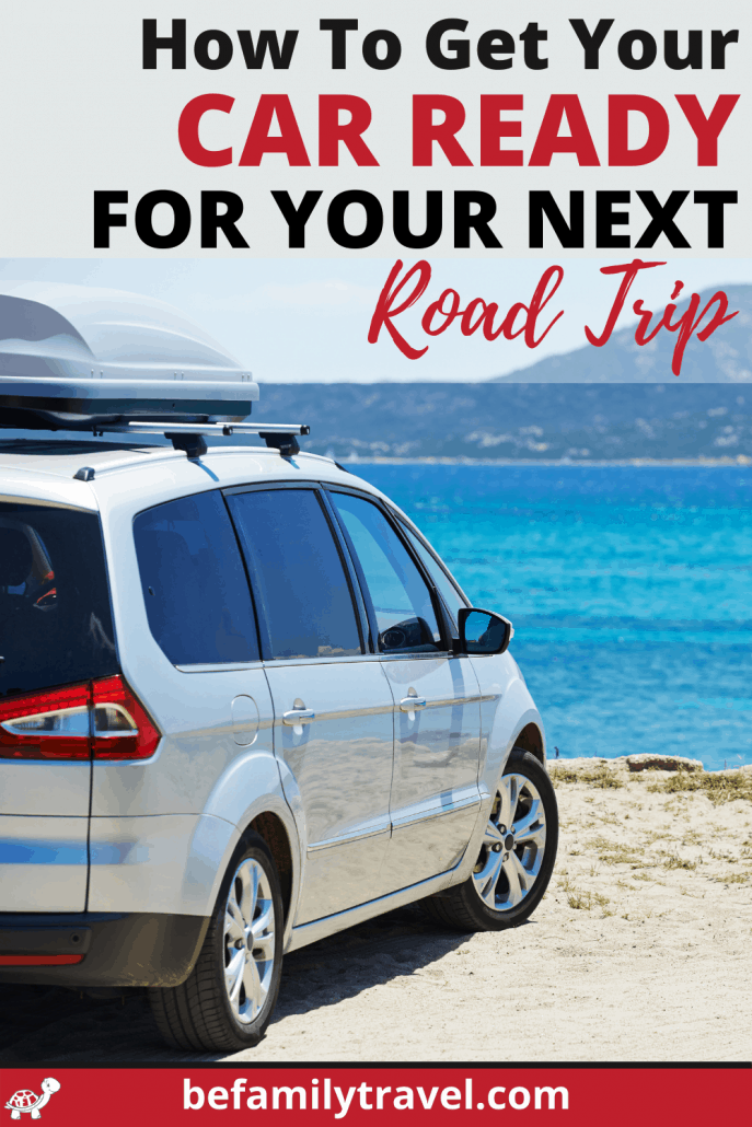 Get Car Ready for Road Trip