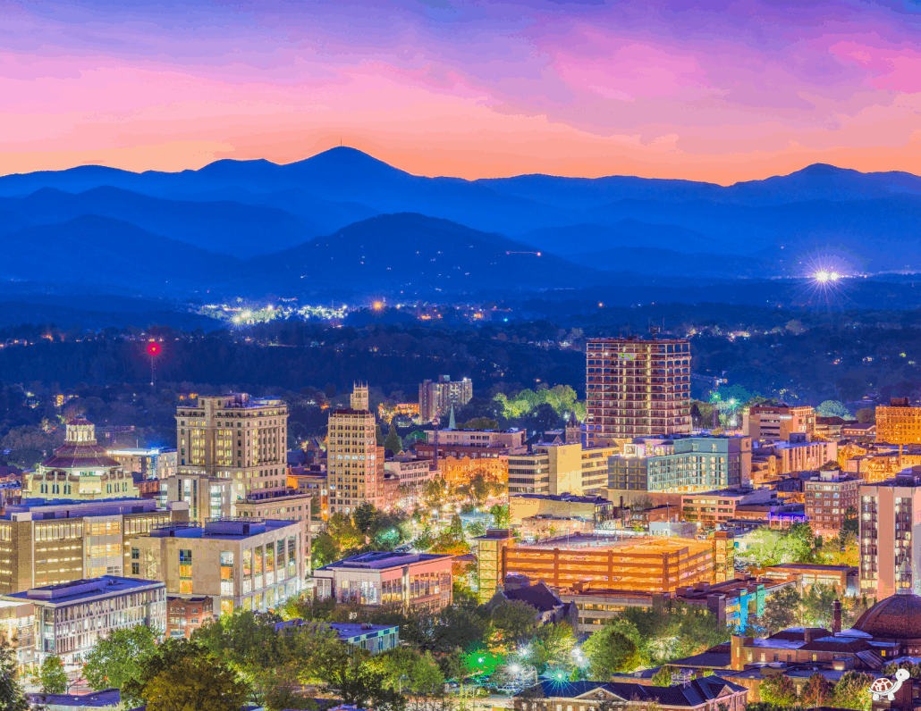 Asheville NC is ideal for families