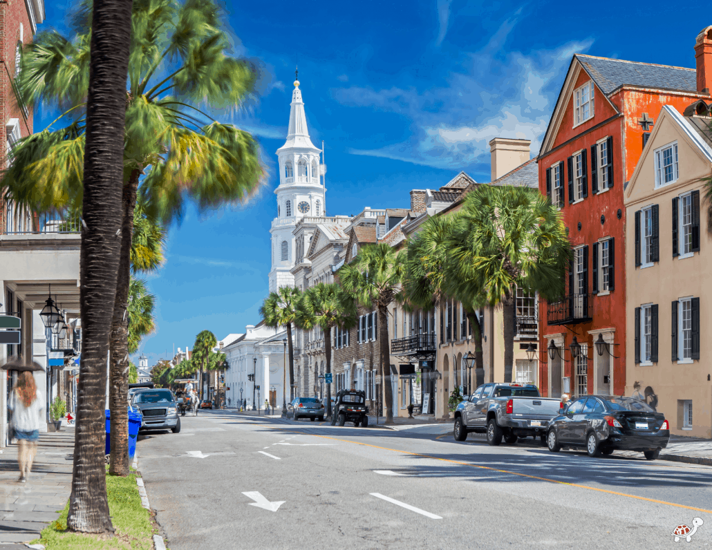Charleston SC is prefect for families with kids