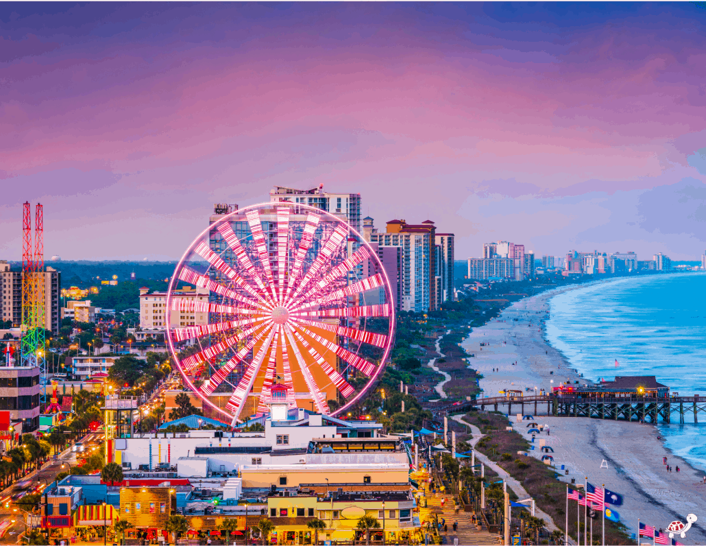 Top Family Vacation Destinations Myrtle Beach