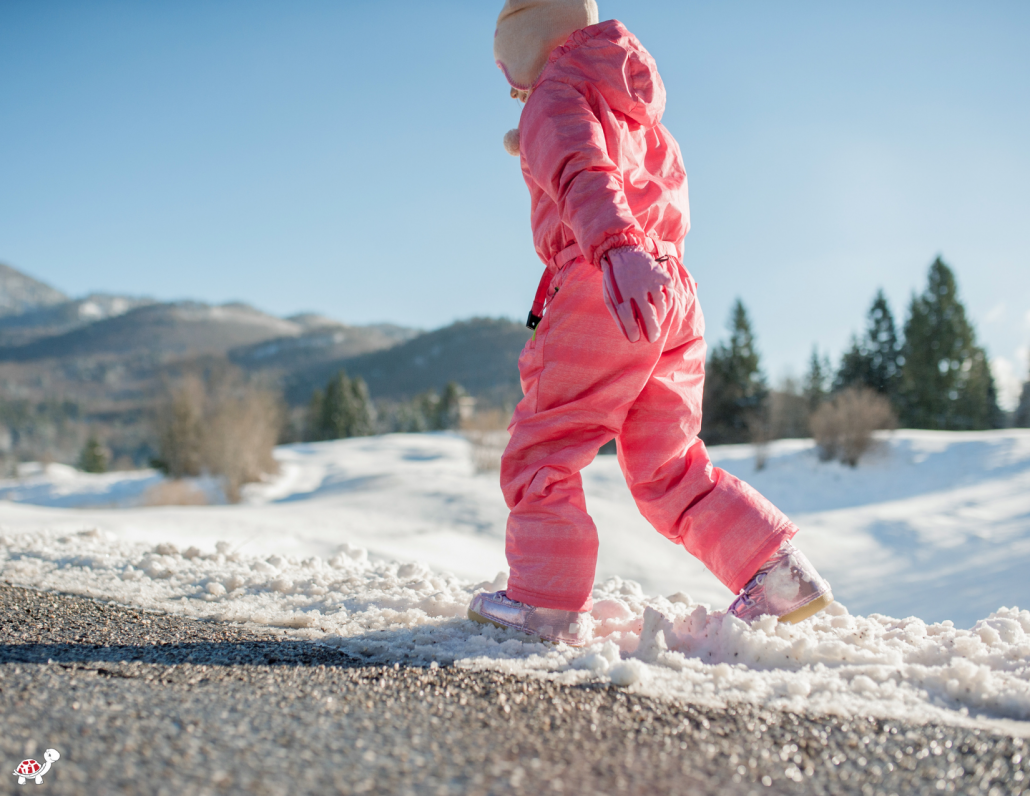 kids snow gear for travel