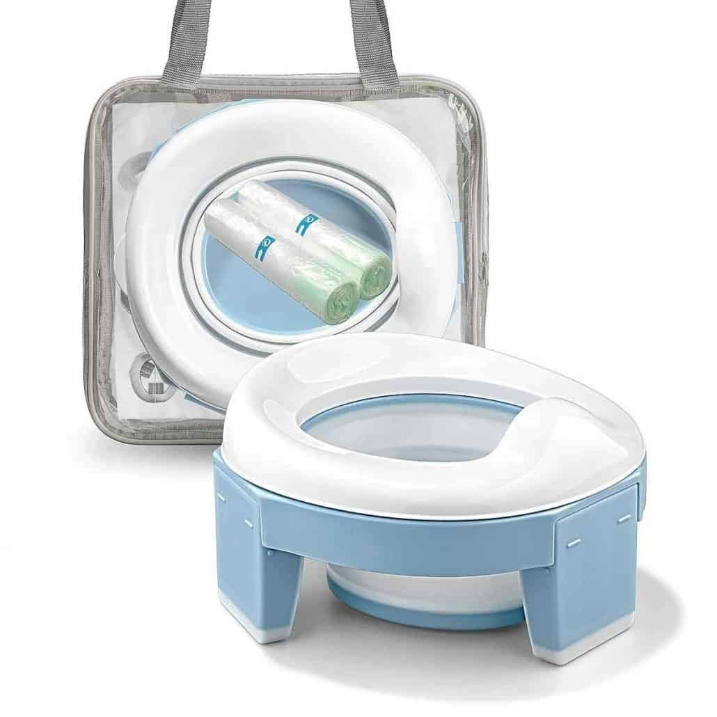 Portable Travel Potty Training Seat for Toddler