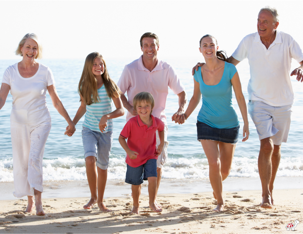 tips for planning a multi generational family trip