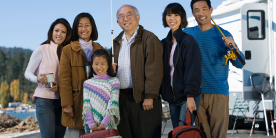 Plan a Multi Generational Vacation with Grandparents