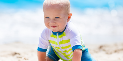 When Can You Take a Baby to the Beach?