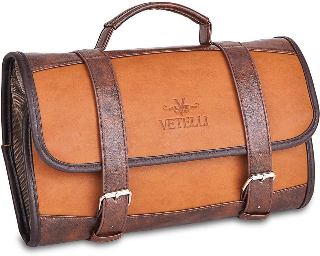 toiletry bag perfect travel gift for dad