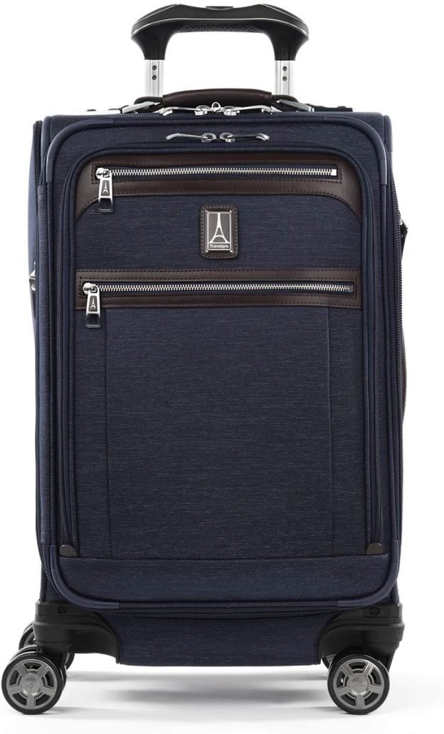 Travelpro Carry-on Suitcase travel gift for men