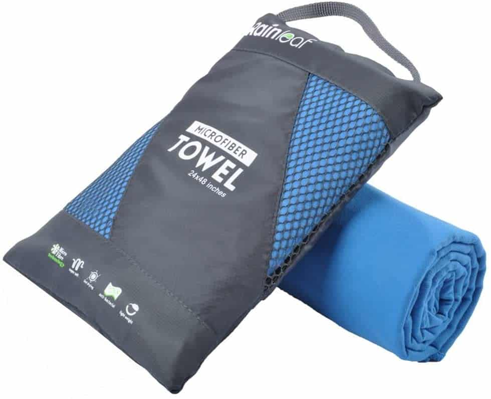travel towel gift idea for dads that travel