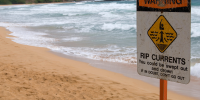How To Survive Rip Current with Kids