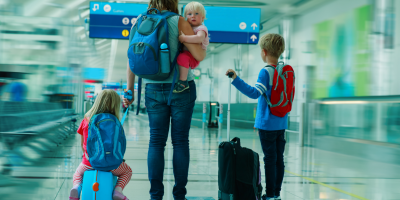 What Is The Best Age To Travel With Kids?