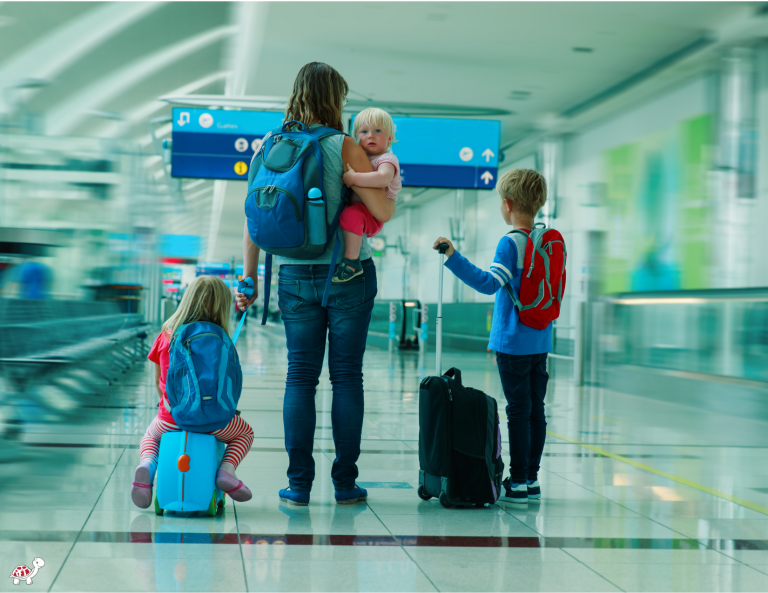 best age to travel with kids