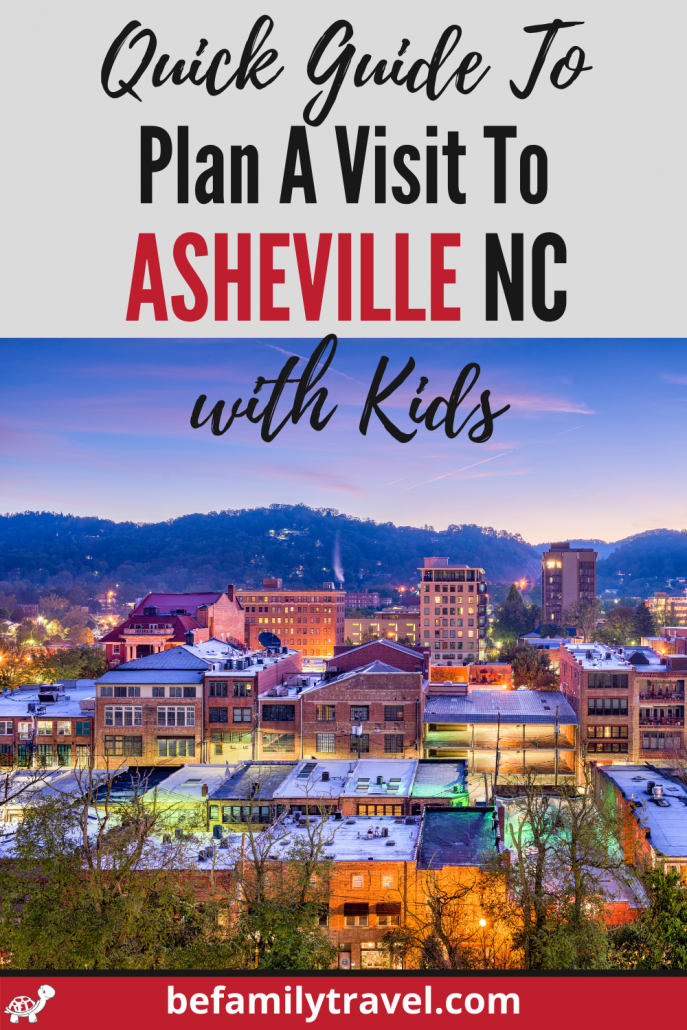 Visit Asheville with Kids