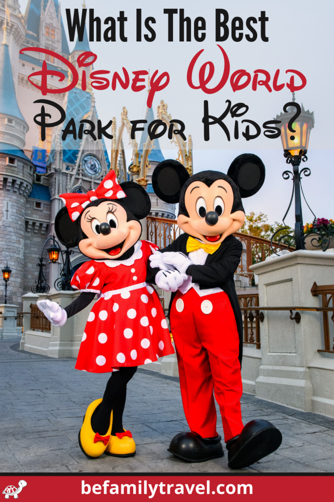 What Is The Best Disney World Park For Kids
